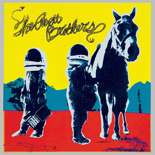 CD Cover: The Avett Brothers - True Sadness