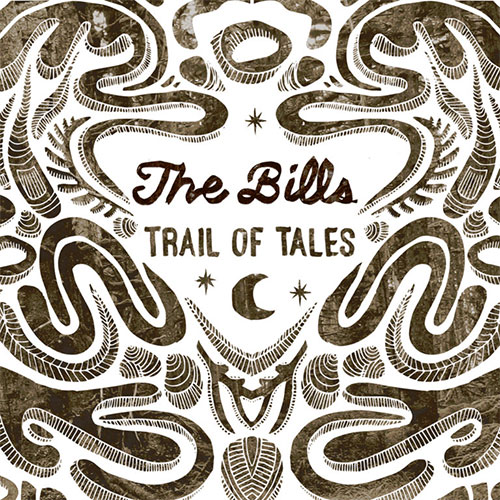 CD Cover: The Bills - Trail of Tails