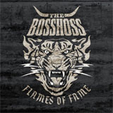 CD Cover: The BossHoss - Flames of Fame
