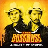 CD Cover: The BossHoss - Liberty of Action