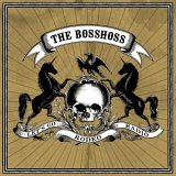 CD Cover The Boss Hoss - Rodeo Radio