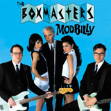 CD-Cover: The Boxmasters - Modbilly