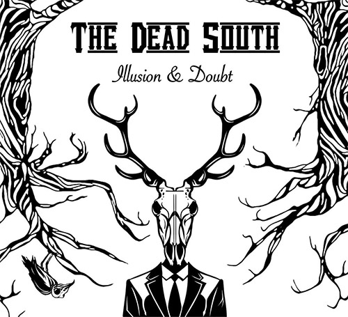 CD Cover: The Dead South - Illusion & Doubt