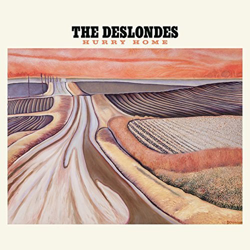 CD Cover: The Deslondes - Hurry Home