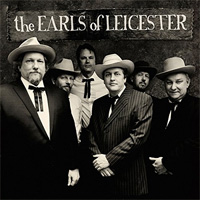 CD Cover: The Earls of Leicester - The Earls of Leicester