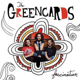 CD-Cover: The Greencards - Fascination