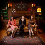 CD Cover: The Haden Triplets - The Haden Triplets
