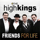 CD Cover: The High Kings - Friends for Life