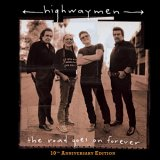 CD Cover The Highwaymen - The Road Goes Forever