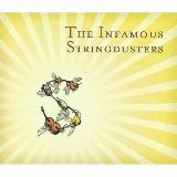 CD Cover The Infamous Stringdusters - The Infamous Stringdusters