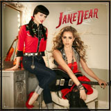 CD Cover: The JaneDear Girls - The JaneDear Girls