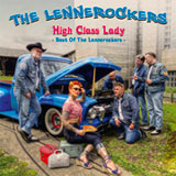 CD Cover: The Lennerockers - High Class Lady - Best of The Lennerockers