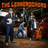 CD Cover: The Lennerockers - Rustin' and Rollin'