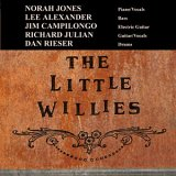 CD Cover The Little Willies - The Little Willies