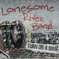 CD Cover: The Lonesome River Band - Turn on a Dime