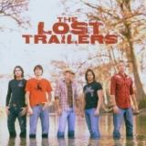 CD Cover The Lost Trailers - Lost Trailers
