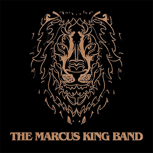 CD Cover: The Marcus King Band - The Marcus King Band