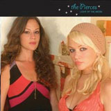 CD Cover The Pierces - Light of the Moon