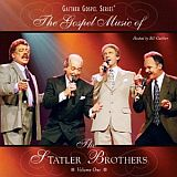 CD Cover: The Statler Brothers - The Gospel Music Of Vol1
