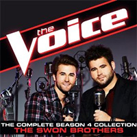 The Voice: The Complete Season 4 Collection Cover
