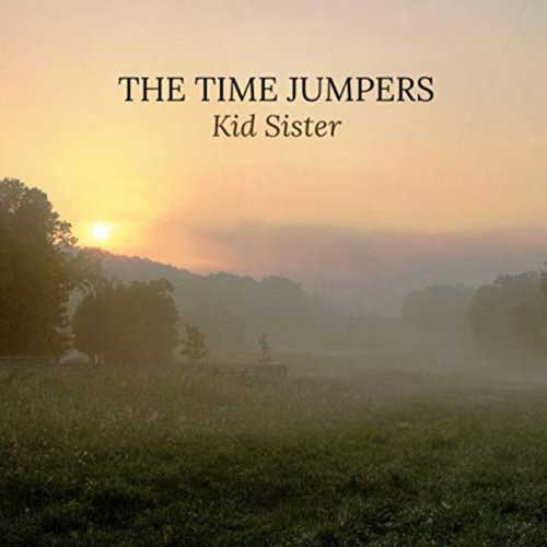 CD Cover: The Time Jumpers - Kid Sister