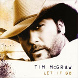 CD Cover Tim McGraw - Let It Go