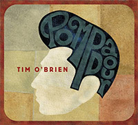 CD Cover: Tim O'Brien - Pompadour