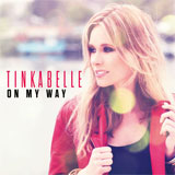 CD Cover: TinkaBelle - On My Way