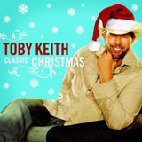 CD Cover Toby Keith - A Classic Christmas