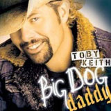 CD Cover Toby Keith - Big Dog Daddy