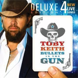 CD Cover: Toby Keith - Bullets In The Gun