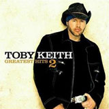 CD Cover Toby Keith - Greatest Hits, Volume 2