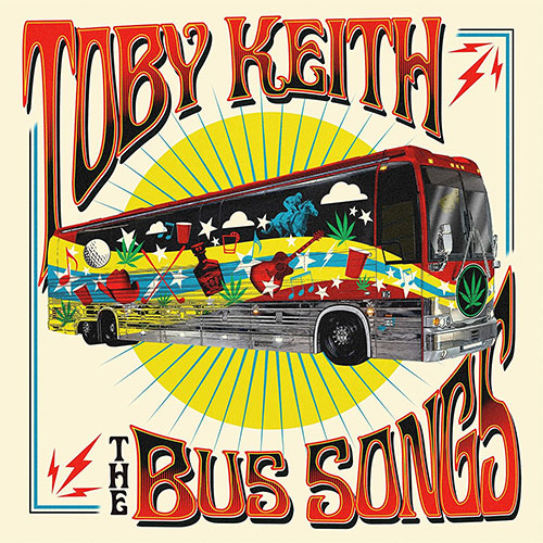 Toby Keith - The Bus Songs