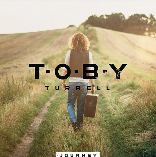 CD Cover: Toby Turrell - Journey