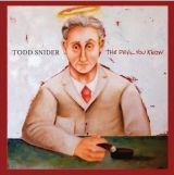 CD Cover Todd Snider - The Devil You Know