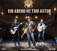 CD Cover: Tom Astor - Ein Abend mit Tom Astor