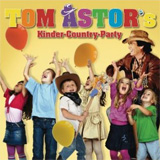 CD Cover: Tom Astor - Kinder-Country-Party