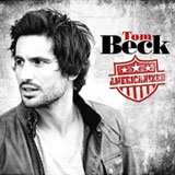 CD Cover: Tom Beck - Americanized