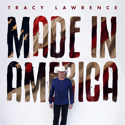 CD Cover: Tracy Lawrence - Made in America