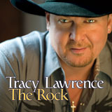 CD-Cover: Tracy Lawrence - The Rock