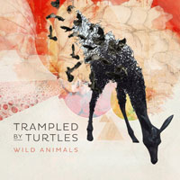 CD Cover: Trampled By Turtles - Wild Animals