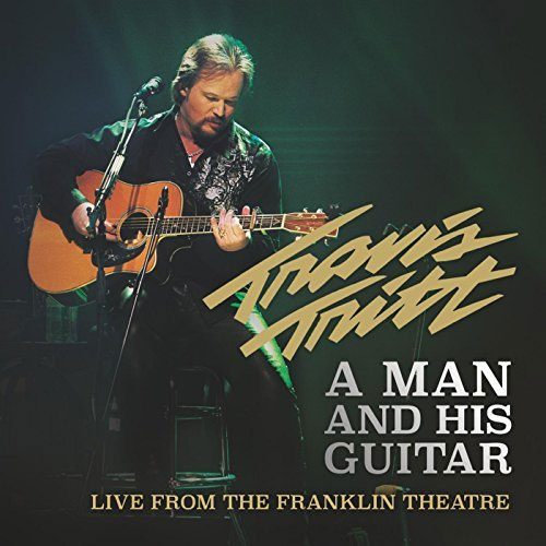 CD Cover: Travis Tritt - A Man and His Guitar - Live From The Franklin Theatre