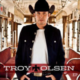 CD Cover: Troy Olsen - Troy Olsen