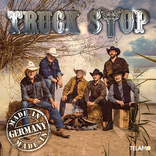 CD Cover: Truck Stop - Made in Germany
