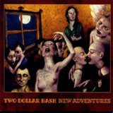 CD Cover: Two Dollar Bash - New Adventures