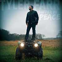 CD Cover: Tyler Farr - Suffer In Peace