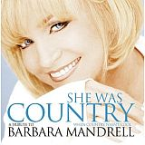 CD Cover Various Artists - She Was Country when Country Wasn't Cool: A Tribute to Barbara Mandrell