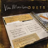 CD Cover: Van Morrison - Duets: Re-Working The Catalogue