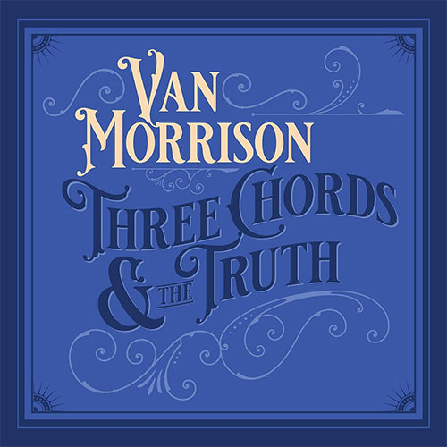 CD Cover: Van Morrison - Three Chords and the Truth