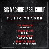 Various Artists - Big Machine Label Group